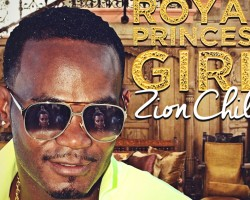 "Recording Artist Zion Child Launches Debut Single ""Royal Princess Girl"""