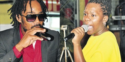 Tahirah, Jegz drop EPs