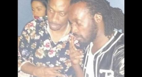 Bounty Killer and Mavado make peace